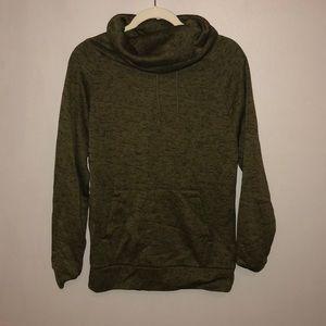 Turtleneck Sweatshirt